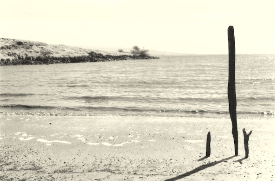 Strand auf Big Island - Hawaii